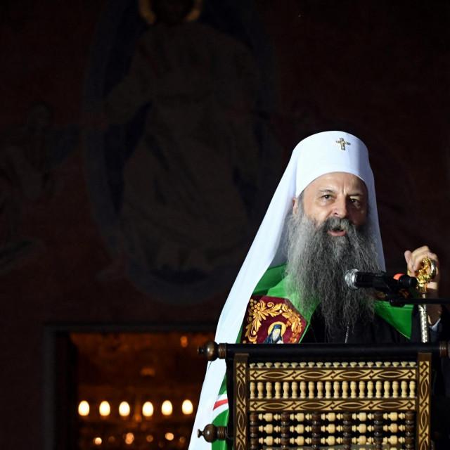 Patrijarh Porfirije bez Vučićeva blagoslova nikada ne bi postao poglavar Srpske pravoslavne crkve