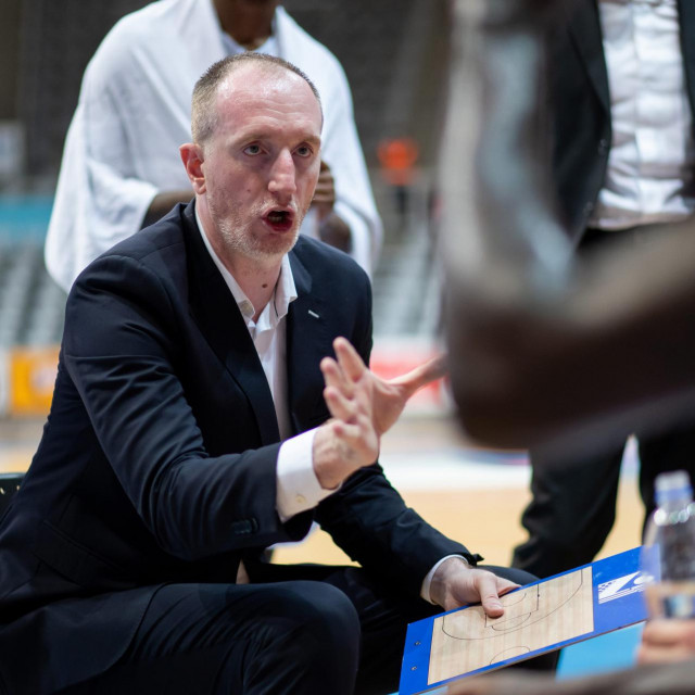 trener Zadra Ivan Perinčić