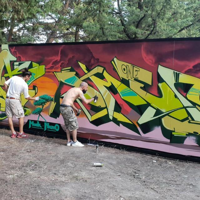 xSTatic - festival koji okuplja i oživljava 'street-art' scenu i promiče sve pozitivne aspekte urbane kulture.