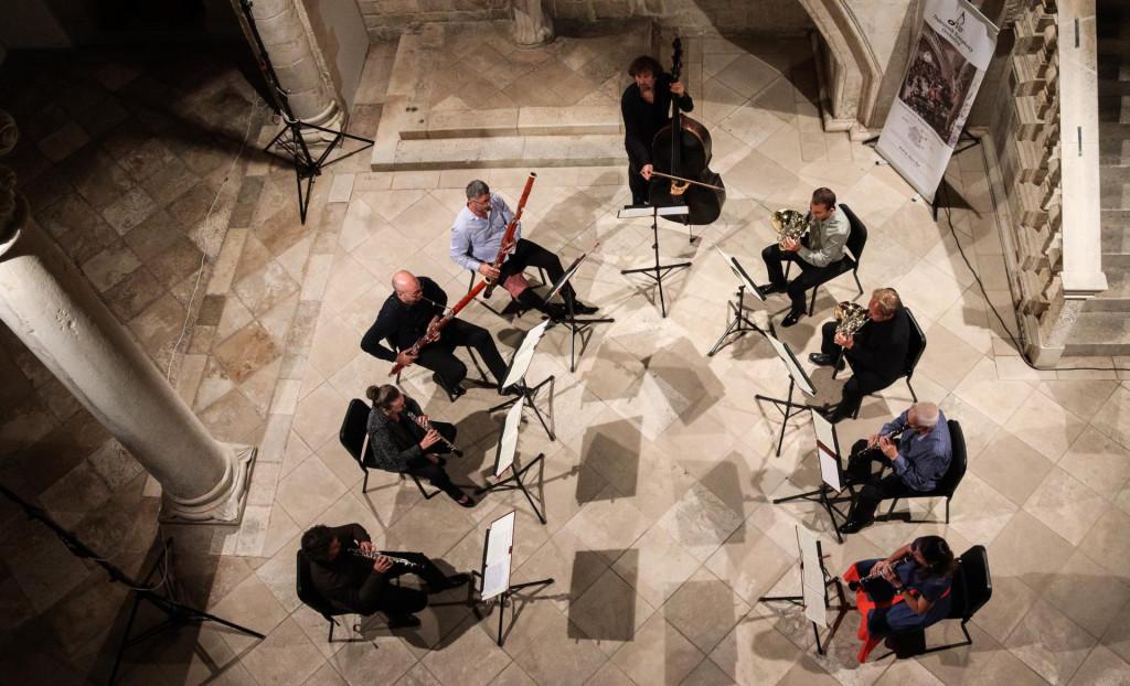 Sinoćnji koncert u Dvoru u okviru festivala Stradun Classic