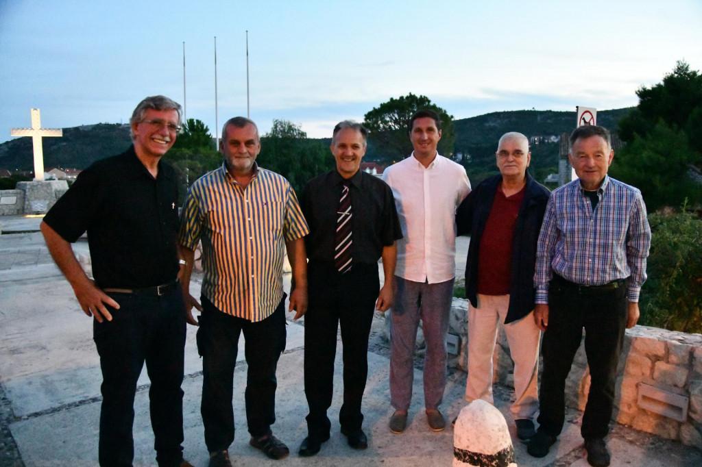 Svečano otvorenje rođendanske izložbe KUD Marko Marojica u Mandaljeni