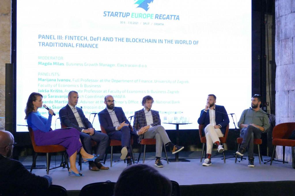 Startup Europe Regatta