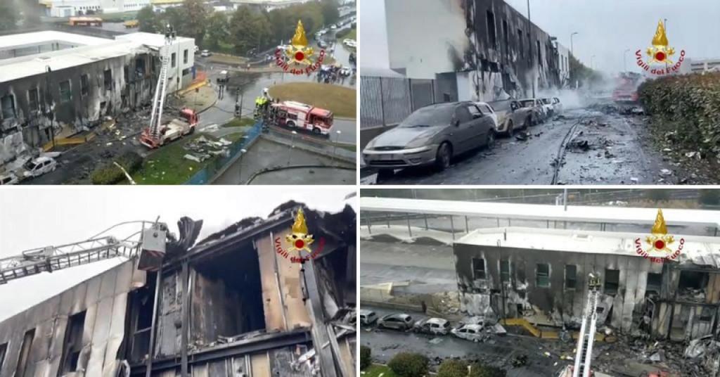 Stravični prizori s mjesta nesreće