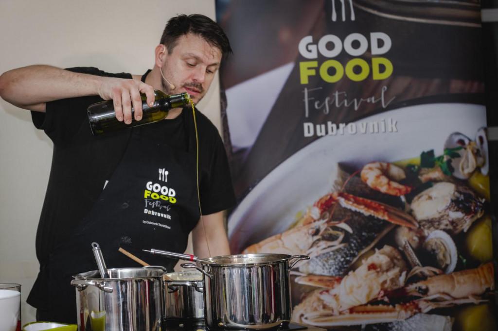 Turistička zajednica grada Dubrovnika organizira osmi po redu Good Food Festival
