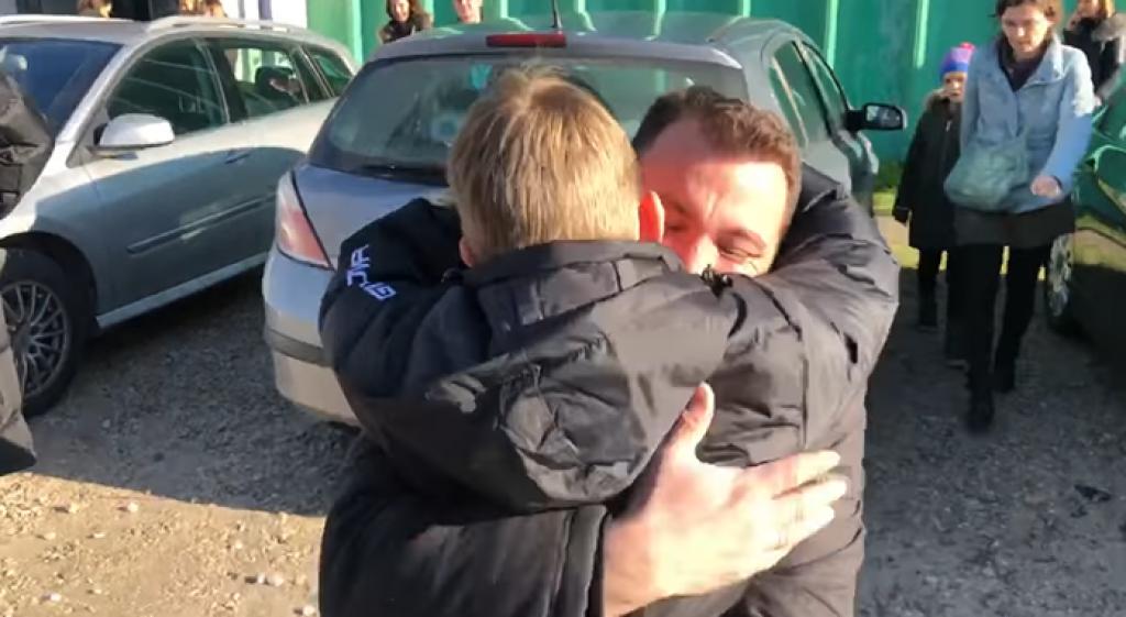 Susret oca i sina 2019. godine