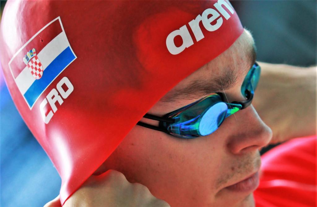 Mario Šurković, plivač Juga i hrvatski reprezentativac