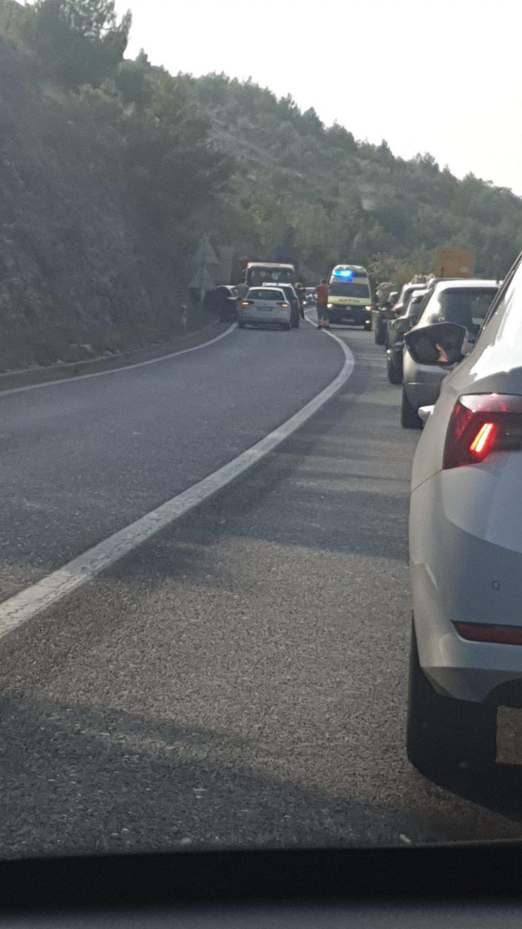 Prometna nesreća u Župi