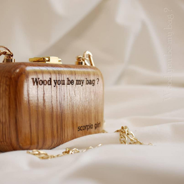 Wood You Be My Bag