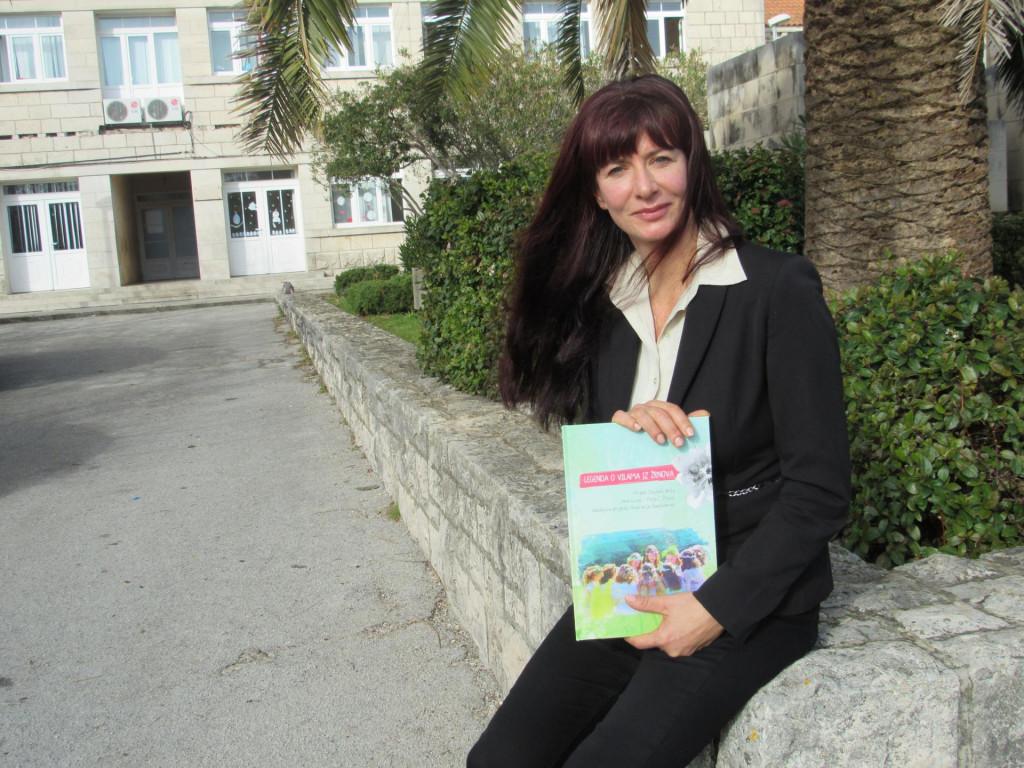 Najučiteljica Anamarija Radovanović