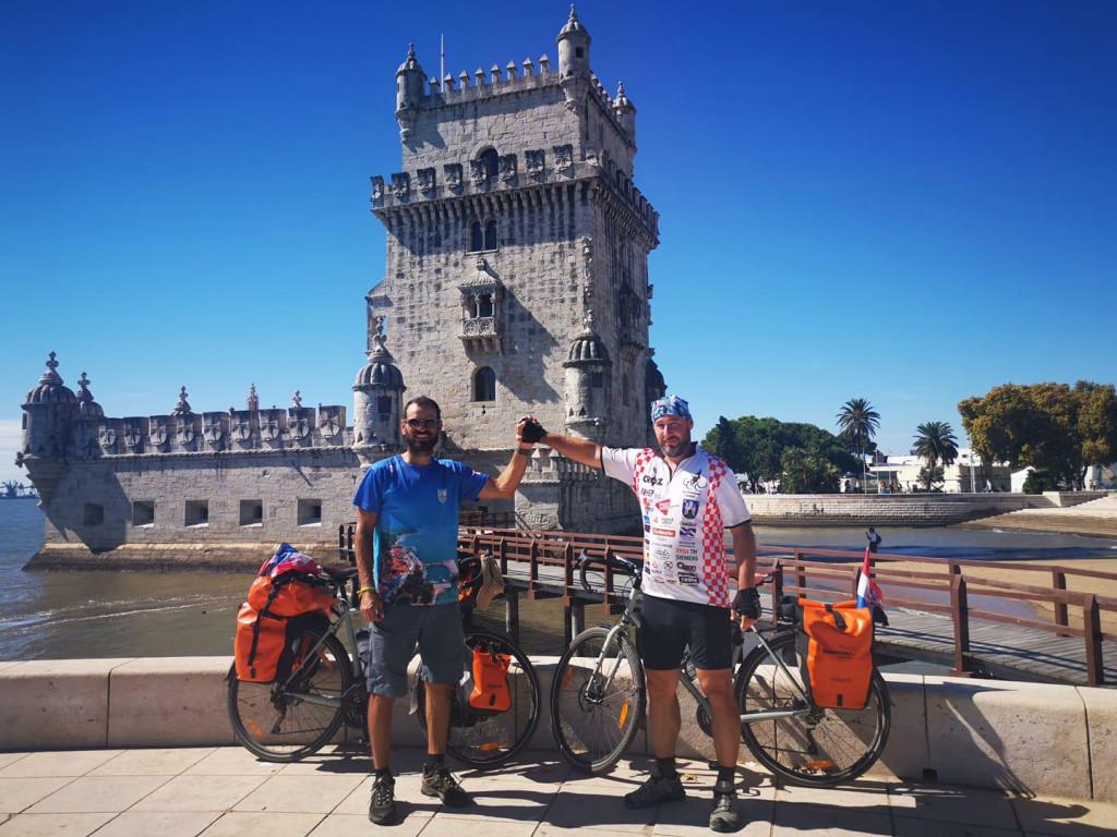 Putovanje Ive Morovića u Lisabon
