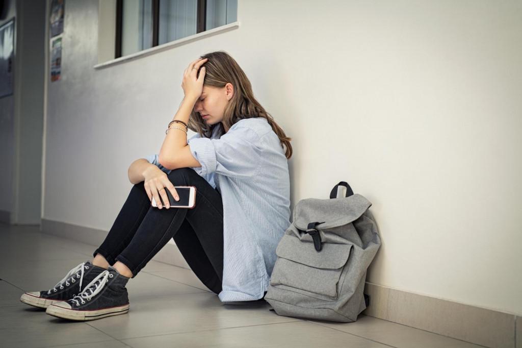 U istraživanju koje je provedeno u 21 zemlji svaki peti mladić ili djevojka u dobi od 15 do 24 godine se, kako su izjavili, često osjeća depresivno