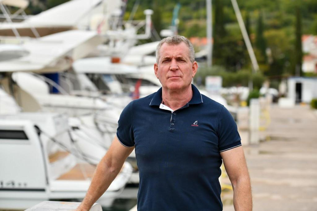Direktor ACI marine Komolac Leo Ajduković