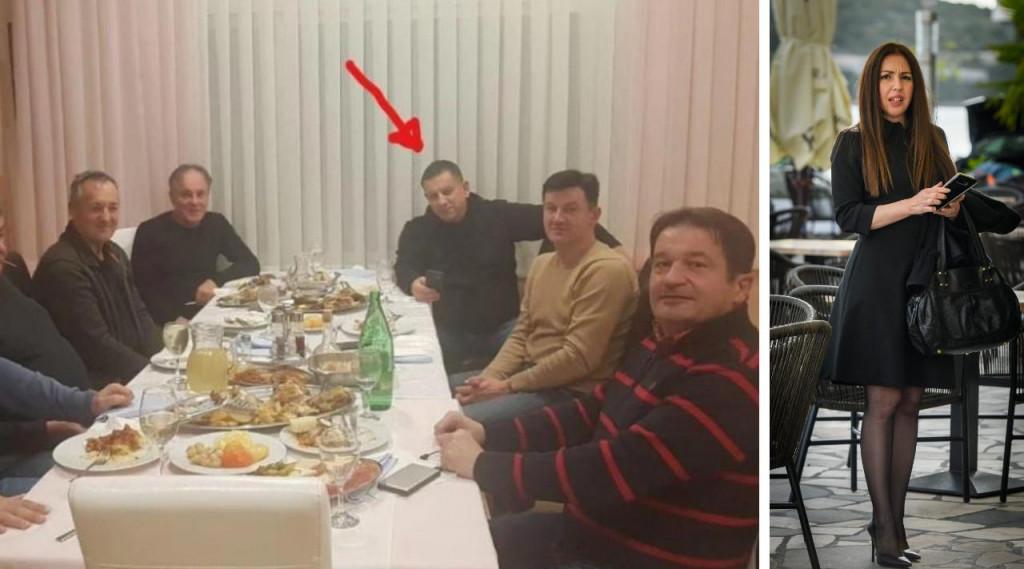 Nakon što je prvo Nikola Blažević uhvaćen kako krši epidemiološke mjere, i njegova nasljednica u Županiji našla se na udaru javnosti zbog iste stvari