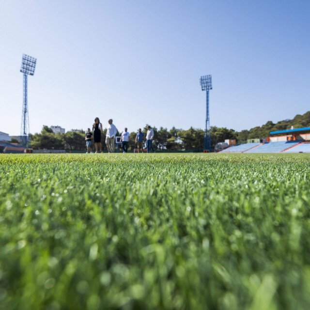 Britanci su navodno zainteresirani za dodatna ulaganja u stadion na Šubićevcu