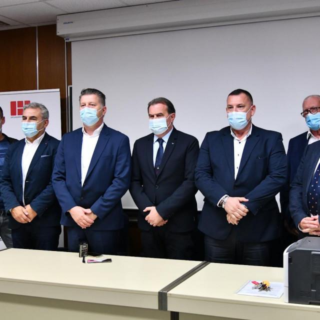 S promocije suradnje Opće bolnice Dubrovnik s Medicinskim fakultetom iz Splita