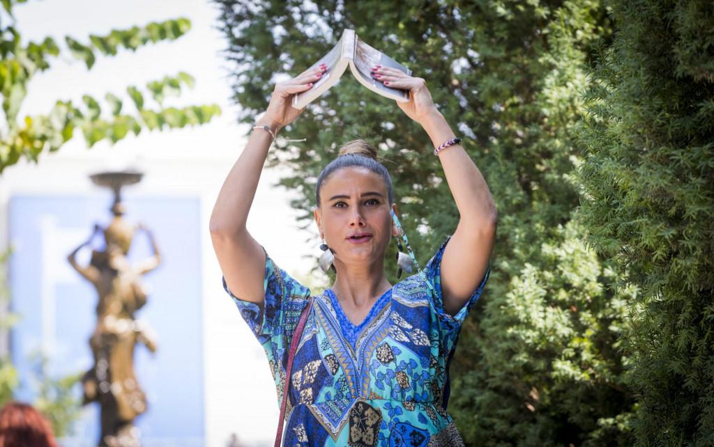 Stand up komičarka i spisateljica Marijana Perinić