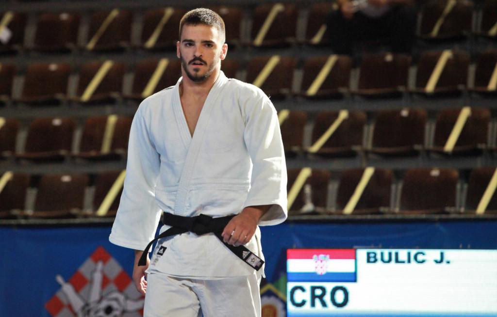 Josip Bulić, hrvatski juniorski reprezentativac, član Judo kluba Dubrovnik 1966.