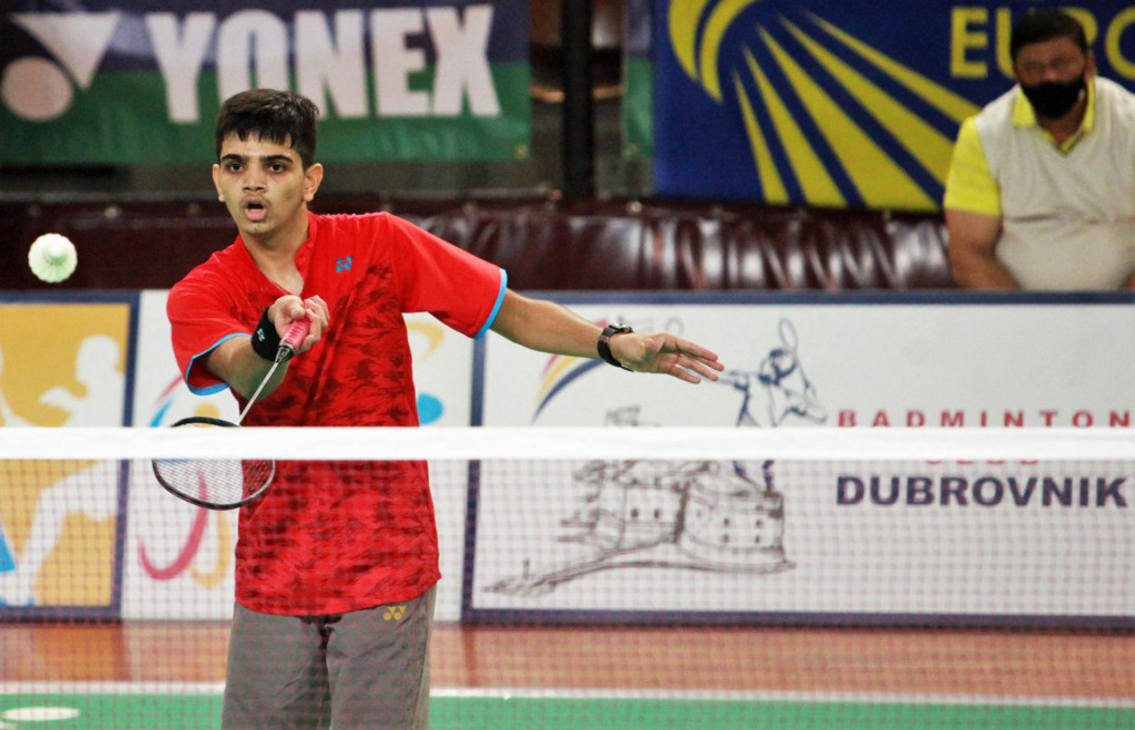 Indijac S.Sankar Muthusamy Subramanian, jedanaesti junior svijeta, te prvi nositelj dubrovačkog turnira