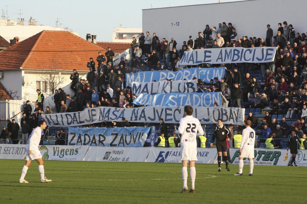 Na fotografiji: Na jednom od ranijih gostovanja Hajduka