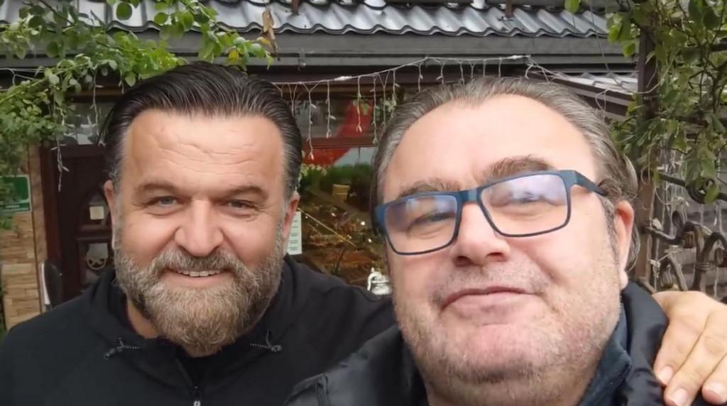 Andrija Jarak i Edin Adilović