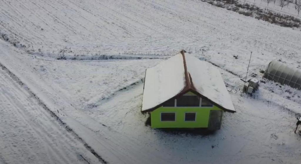 Rotirajuća kuća u Bosni