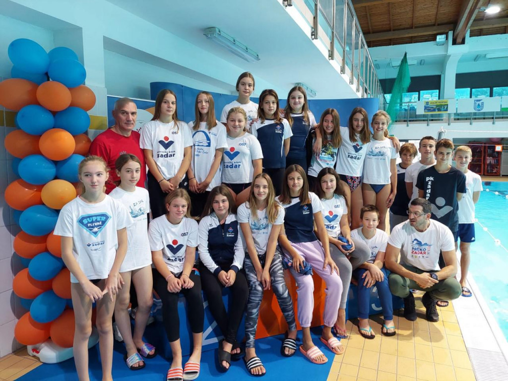 Plivači PK Zadar