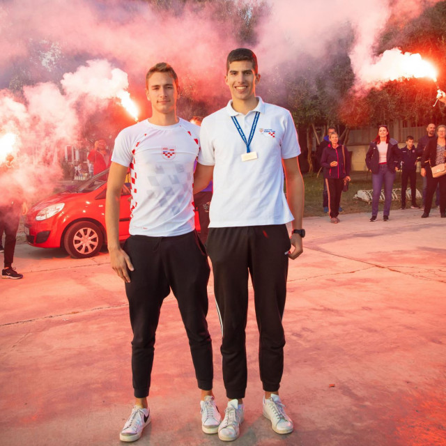 Roko Bošković i Bartul Bućan