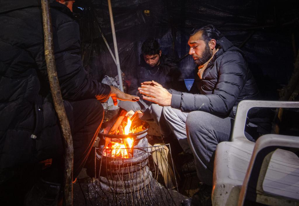 'Nije bila nikakva tajna da se izbjeglicama ne samo uskraćuju njihova prava na postavljanje zahtjeva za azil, nego da se krši i njihovo ljudsko dostojanstvo' (ilustracija)