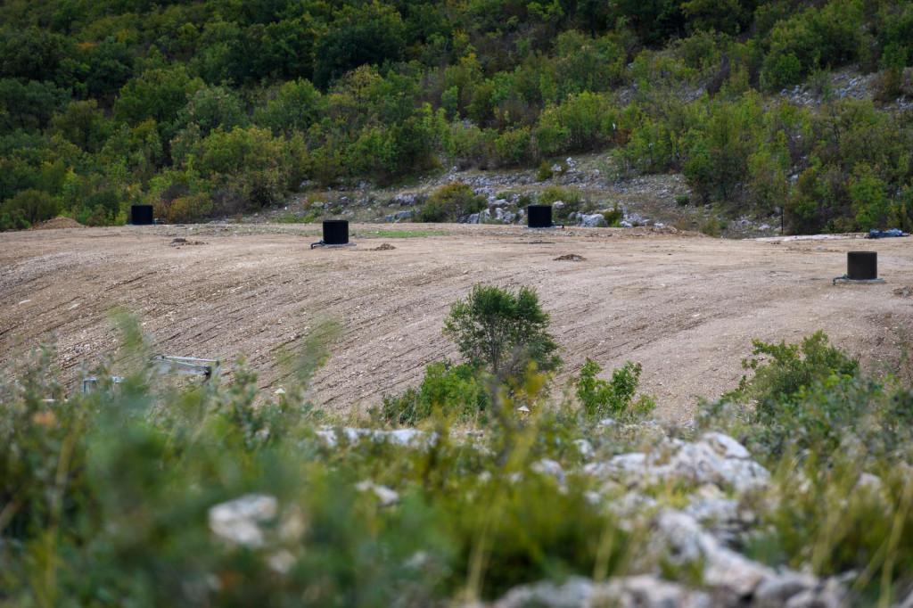 Odlagalište otpada Moseć<br />
