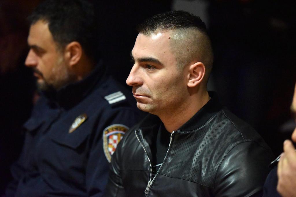 Darko Kovačević Daruvarac zatvorsku kaznu izdržava u Glini<br />