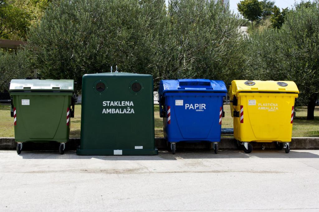 Odvojeno prikupljanje otpada i sortirnica jedan od EU projekata