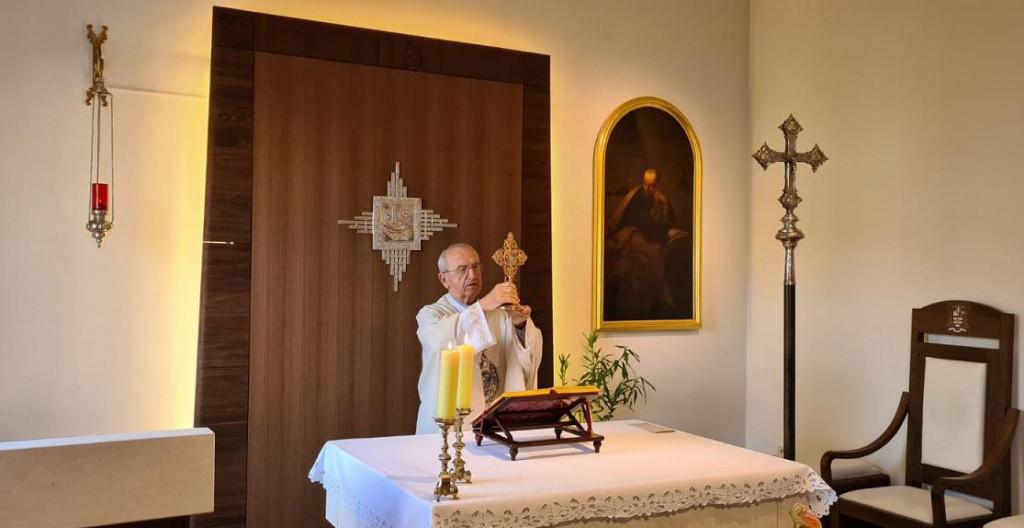 Relikvija sv. Ivana Pavla II. u pohodu župama u gradu Zadru