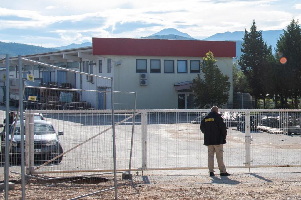 Zatvoren otkupni centar Agro Neretve u Splitskoj ulici u Metkoviću<br />
