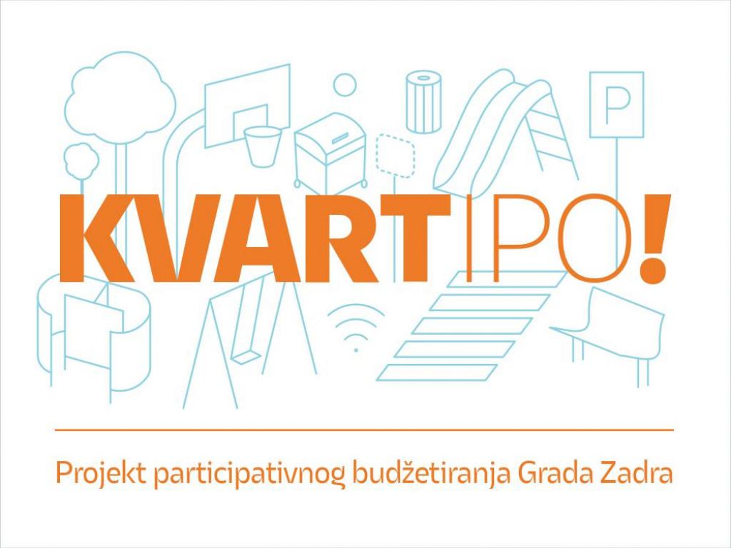Kvartipo - participativno budžetiranje Zadar
