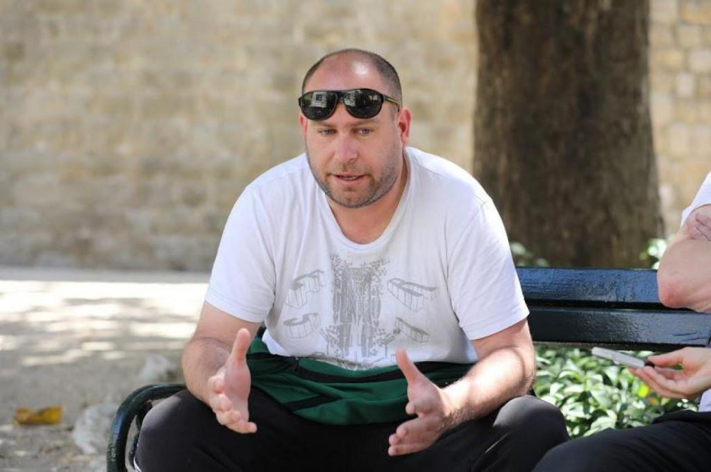 Ivan Cetinić, gradski vijećnik koji je javno iznio priču o svom radnom statusu u DPDS-u