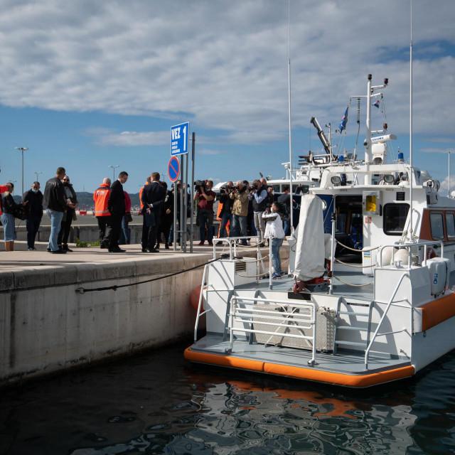Tako će izgledati budući brodovi hitne pomorske medicinske službe