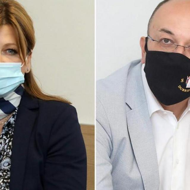 Karolina Vidović Krišto i Krešimir Macan