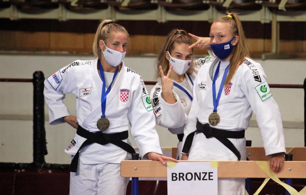 Judo pod 'maskama' - Europski seniorski kup 2020. bio je prvi svjetski judo turnir u korona vrijeme