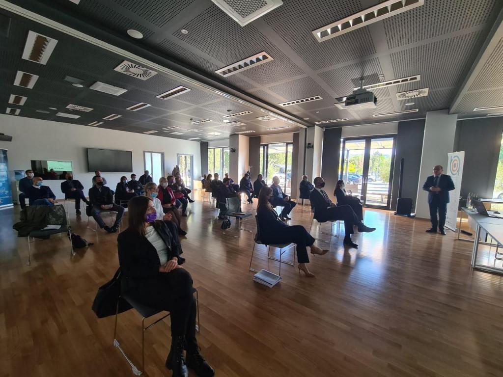 U Adriatic Business Centru – ABC održana je završna prezentacija studije