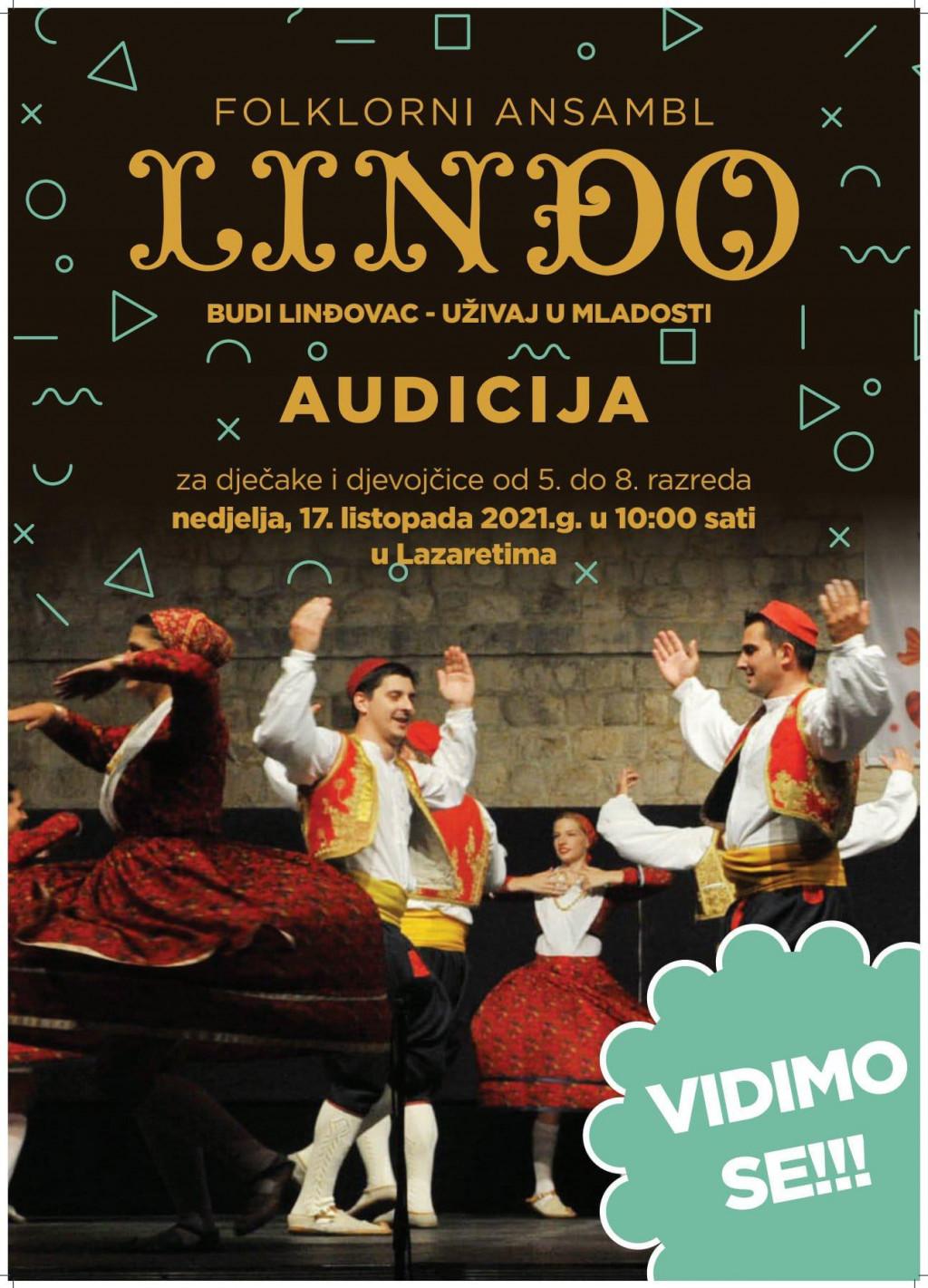 Folklorni ansambl Linđo