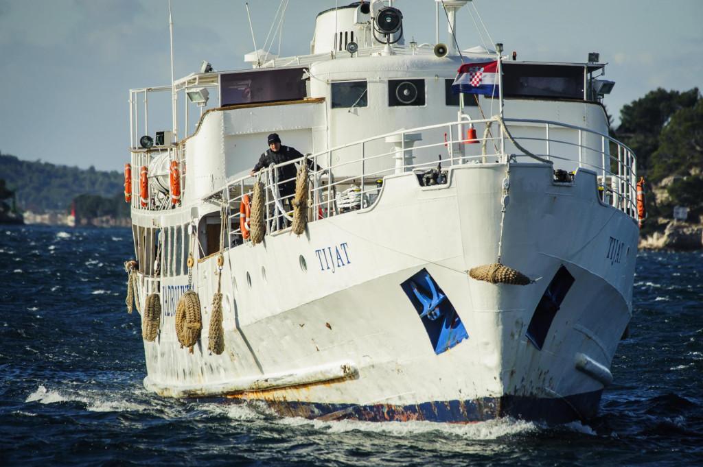 Na momente orkanski udari bure mogli bi pomorce dovesti u nezgodne situacije, prognostičari DHMZ-a pozivaju na oprez