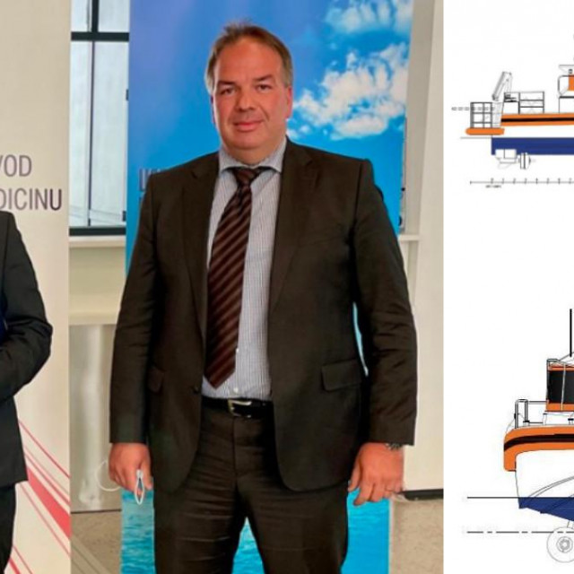 Ugovor o javnoj nabavi za gradnju šest brzih brodica potpisali su ministar zdravstva Vili Beroš te Tehnomont Brodogradilište Pula i ISKRA brodogradilište