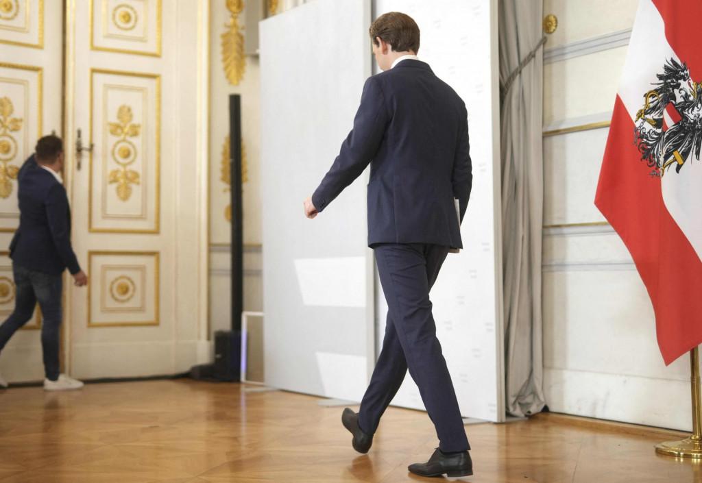 Sebastian Kurz dao je ostavku na kancelarsku funkciju
