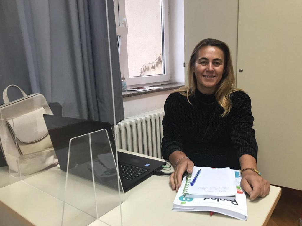 Učiteljica Marijana Curić<br /> foto: metkovic.hr
