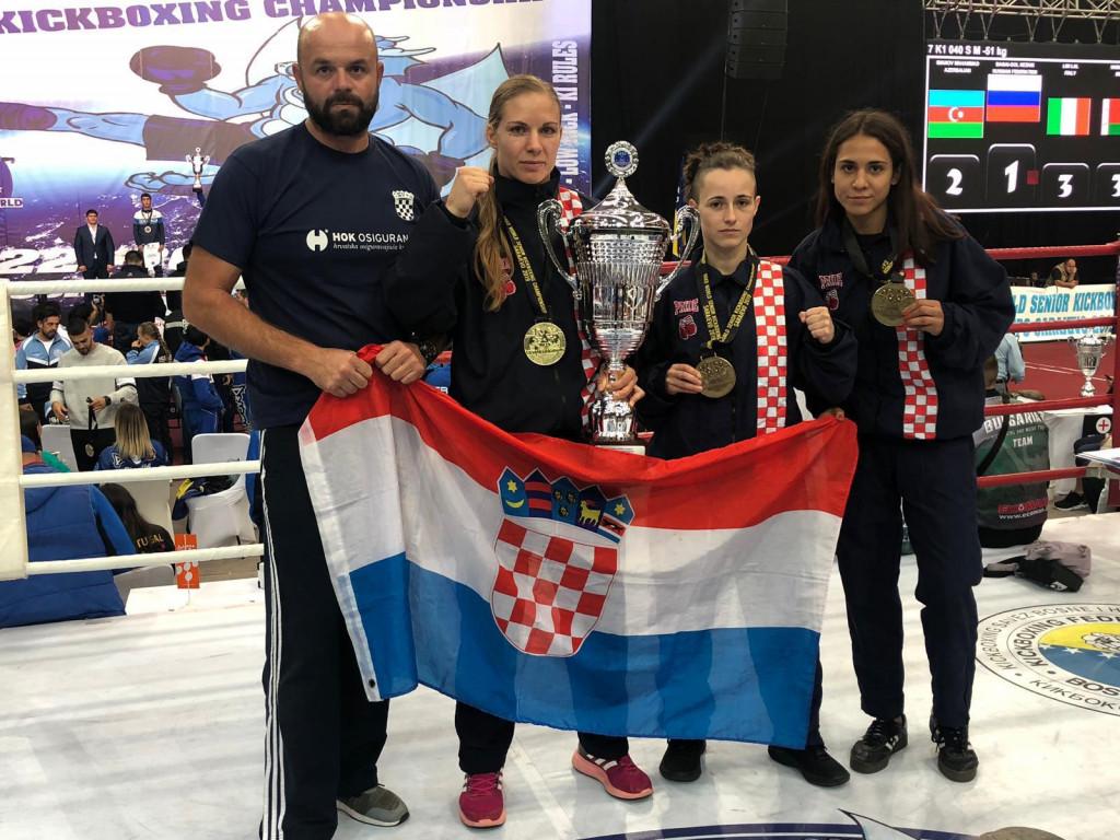 Tri članice šibenskog Dalmatina nastupit će na Svjetskom prvenstvu u kickboxingu