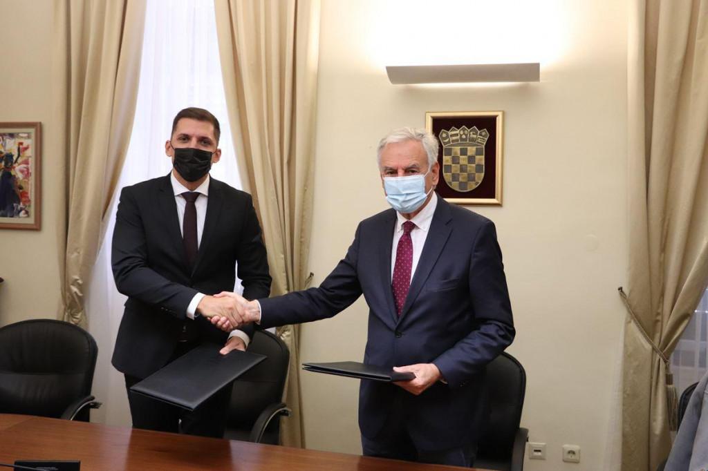 Dubrovačko-neretvanska županija dobila u vlasništvo zgradu Doma za starije Korčula