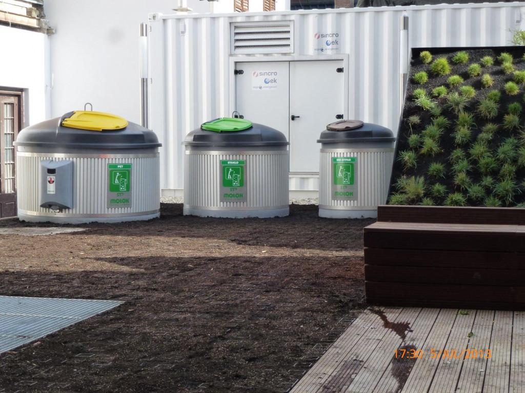 Prve polupodzemne kontejnere trebali bismo koristiti ove jeseni na 15 lokacija u užem centru grada.