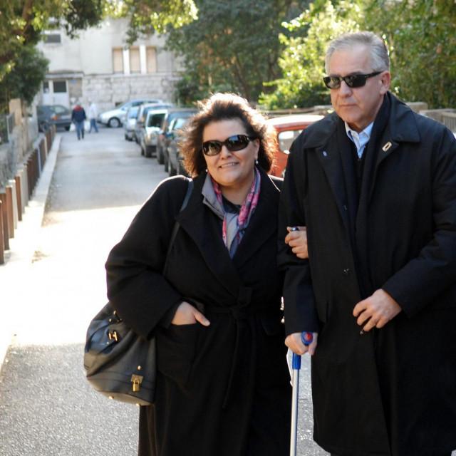 Sanaderovi u posjetu Splitu, prije 12 godina