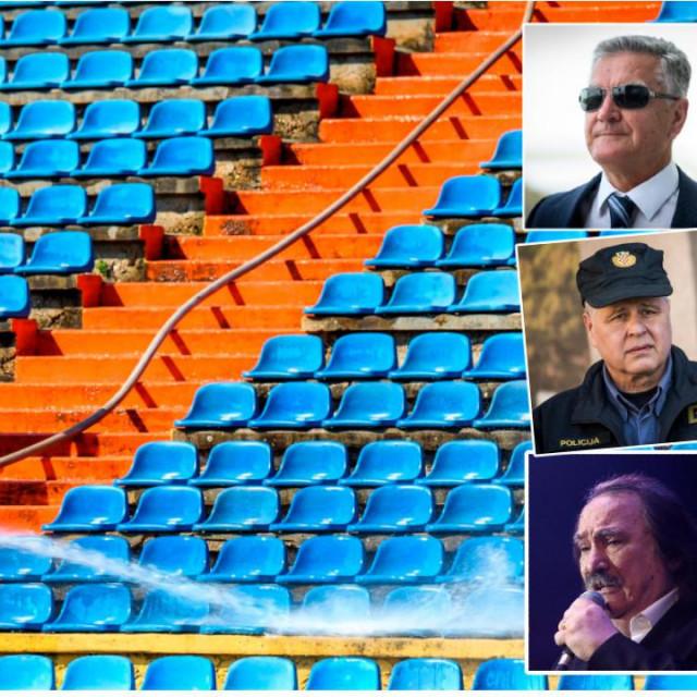 Odluka kluba da zabrani prodaju ulaznica za Zapadnu tribinu ljudima s prebivalištem u ostale tri dalmatinske županije izazvala je revolt među navijačima Hajduka