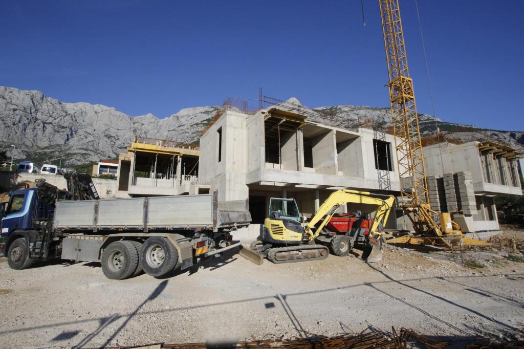 Gradilište će biti aktivno još mjesecima